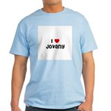 I * Jovany Ash Grey T-Shirt