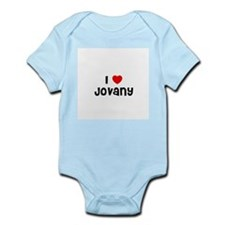 I * Jovany Infant Creeper