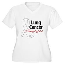 Lung Cancer Awareness T-Shirt
