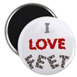 "Cute Fetish 2.25"" Magnet (10 pack)"