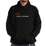 I Love Lisbeth Salander Hoody
