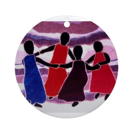 Celebration Ornament (Round)