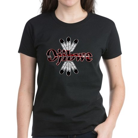 Ojibwe dark Women's Dark T-Shirt