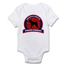 Brussells Griffon Infant Creeper