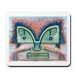 Ethnographic Mask Mousepad
