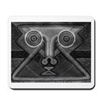 Joyful Mask B&W Mousepad
