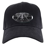 Joyful Mask B&W Black Cap