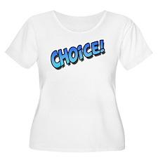 Choice Blue T-Shirt