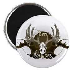 "Deer Slayer 2.25"" Magnet (10 pack)"