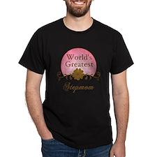 Stylish World's Greatest Stepmom T-Shirt