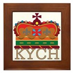 K.Y.C.H. Framed Tile