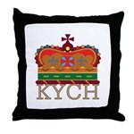 K.Y.C.H. Throw Pillow