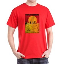 vintage motorcycle T-Shirt