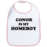 Conor Is My Homeboy Bib