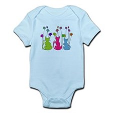 Cat Art Infant Bodysuit