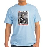 The Dalai Lama Ash Grey T-Shirt