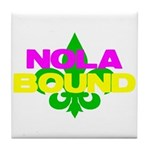 NOLA Bound Tile Coaster