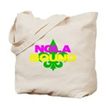 NOLA Bound Tote Bag