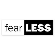 fearless Bumper Bumper Sticker