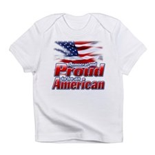 Democrat and Proud to be an A Infant T-Shirt
