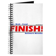 Unique Finish line Journal