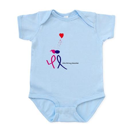 Good Morning handsome! Infant Bodysuit