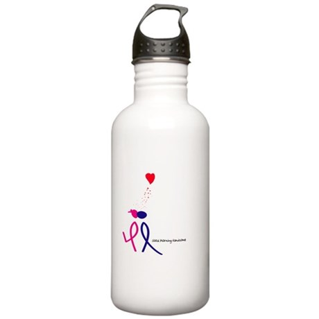 Good Morning handsome! Stainless Water Bottle 1.0L