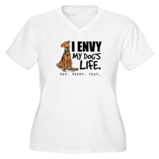 Airedale Terrier Funny T-Shirt