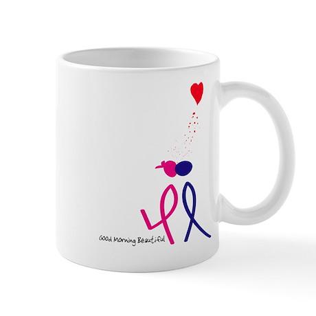 good morning beautiful mug by jvdesigns