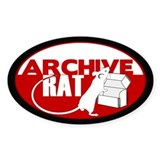 Archive Rat (V1) Decal