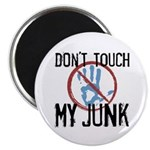 Don't Touch My Junk Magnet