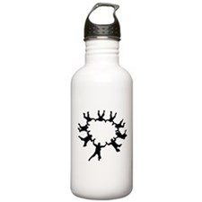 Skydiving Water Bottle