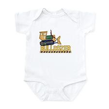 Bulldozer Infant Creeper