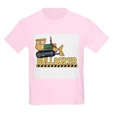 Bulldozer Kids T-Shirt