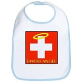 Swiss Angel Bib