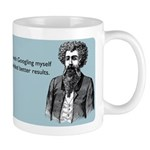 Googling Myself Results Mug