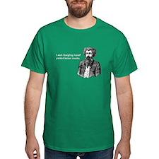 Googling Myself Results Dark T-Shirt