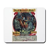 Paul Revere's Ride Mousepad