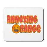 Orange Mousepad