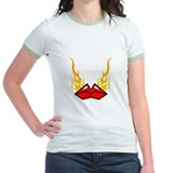 Flaming Hot Lips T