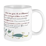 Pride & Prejudice -  Small Mug (Multiple Quotes)