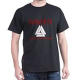 Asatru Black T