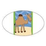 Wandering Camel Decal