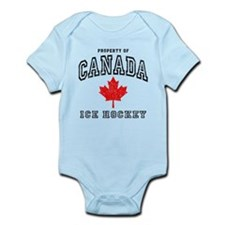 Canada Hockey Infant Bodysuit