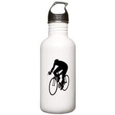 Cycling Silhouette Water Bottle