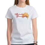 Aussie Groundfighter Women's T-Shirt