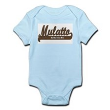 """""""Mulatto - Authentic Mix"""" Infant All-In-"""