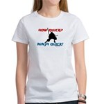 Ninja quick Women's T-Shirt