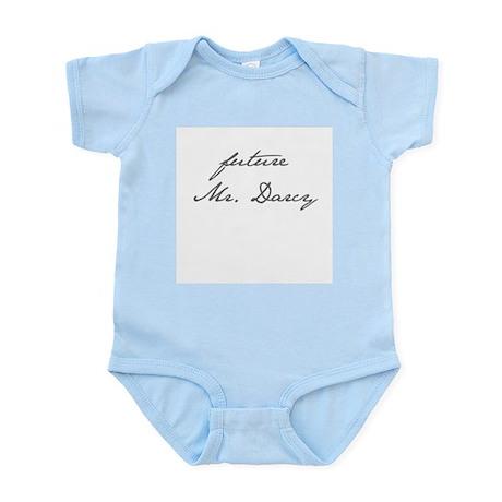 Infant Creeper - Future Mr. Darcy