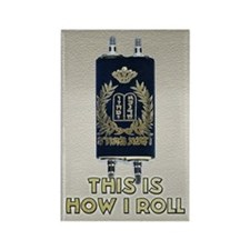 Torah Fridge Magnet